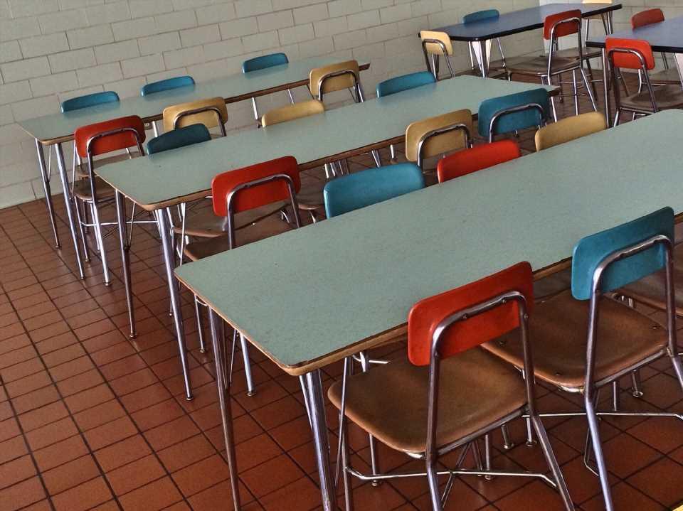 School-made lunch 'better' for children