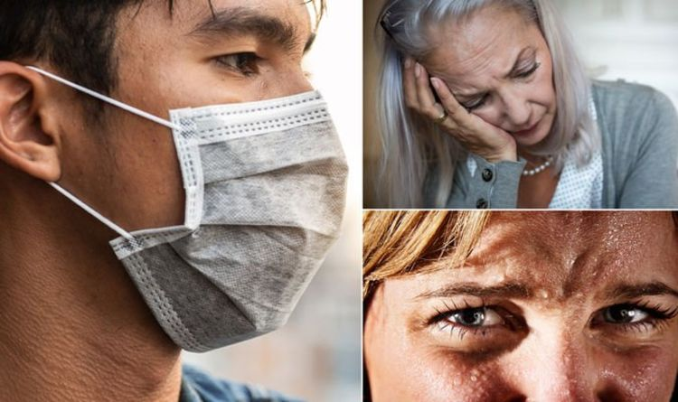 Covid new strain symptoms: The four 'most common coronavirus symptoms to watch out for'