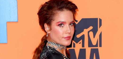 Pregnant Halsey Wanted to Start Family While 'Approaching That 30 Benchmark'