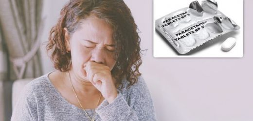 Paracetamol warning: Painkiller can cause frequent coughing – what else to look out for