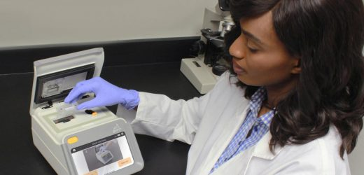 One minute diagnostic found superior to standard tests for P. vivax malaria