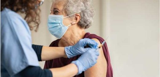 Single dose of Pfizer and Oxford vaccines shows 60% efficacy in elderly care home residents