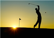 Top professional golfers' mental health hurt by spending more time on the road, research says