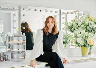 Trinny Woodall Seizes the Moment