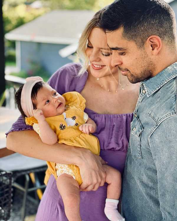 Wilmer Valderrama Marks Daughter Nakano's First Easter with Sweet Family Snaps: 'Little Miracle'