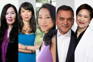 AAPI Leaders in Beauty Strive to Create Inclusivity