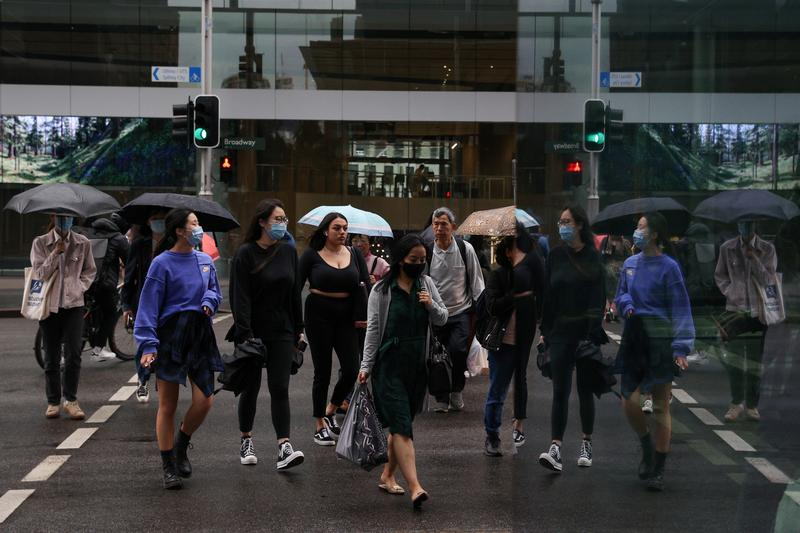 Australia's New South Wales reports zero COVID-19 cases for fifth straight day