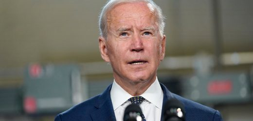Biden's new COVID-19 vaccine goal aims for 160M fully inoculated by July 4