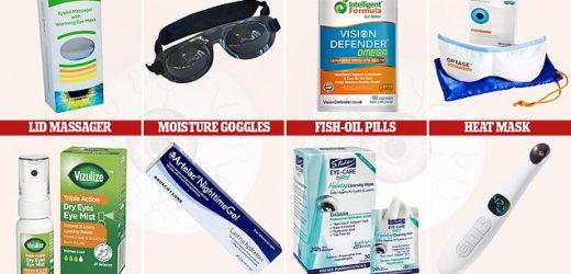 From a hot wand to night goggles, our expert guide to easing dry eyes