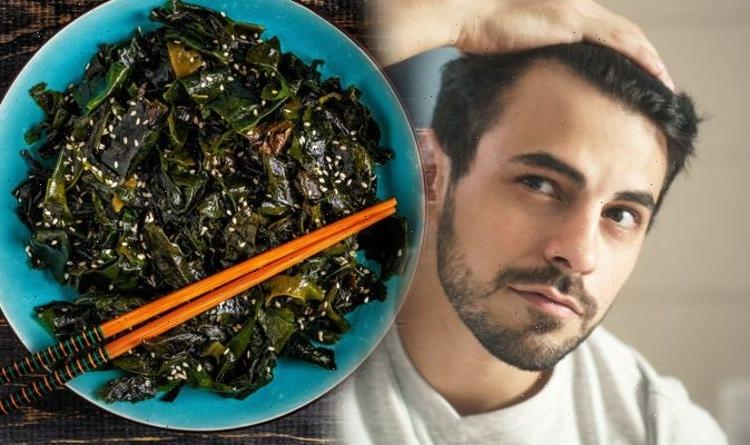 Hair loss treatment: Seaweed's iodine and omega-3 helps to increase hair regrowth