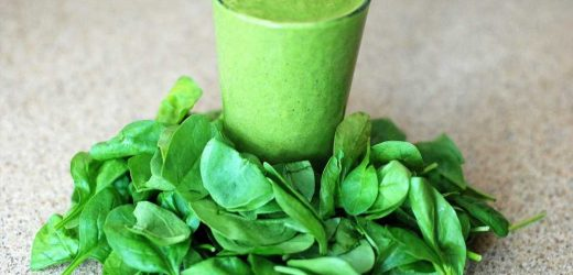 One cup of leafy green vegetables a day lowers risk of heart disease