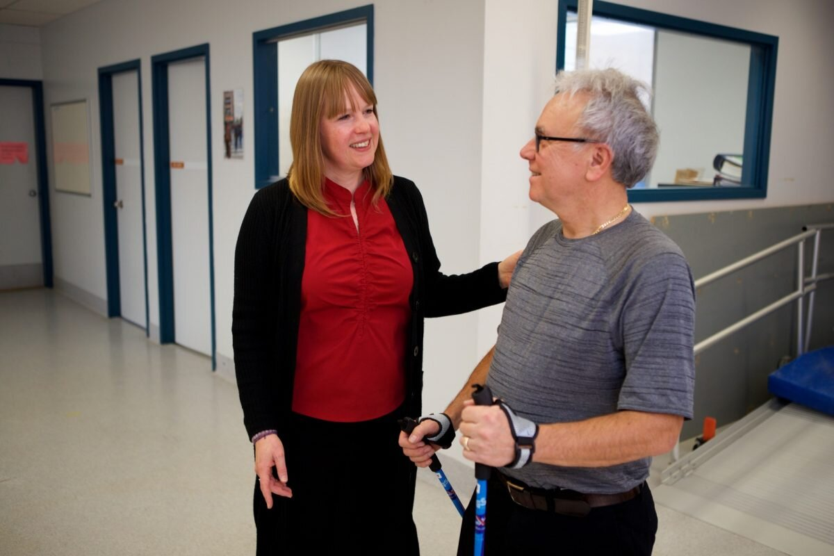 Walking study shows older adults finding ways to be active in COVID lockdowns