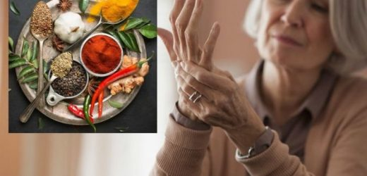 Arthritis diet: Three of the best spices to avoid arthritis symptoms and joint pain