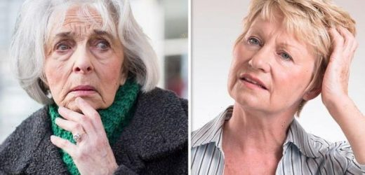 Dementia symptoms: Seven 'memory lapses' indicative of early stage Alzheimer's