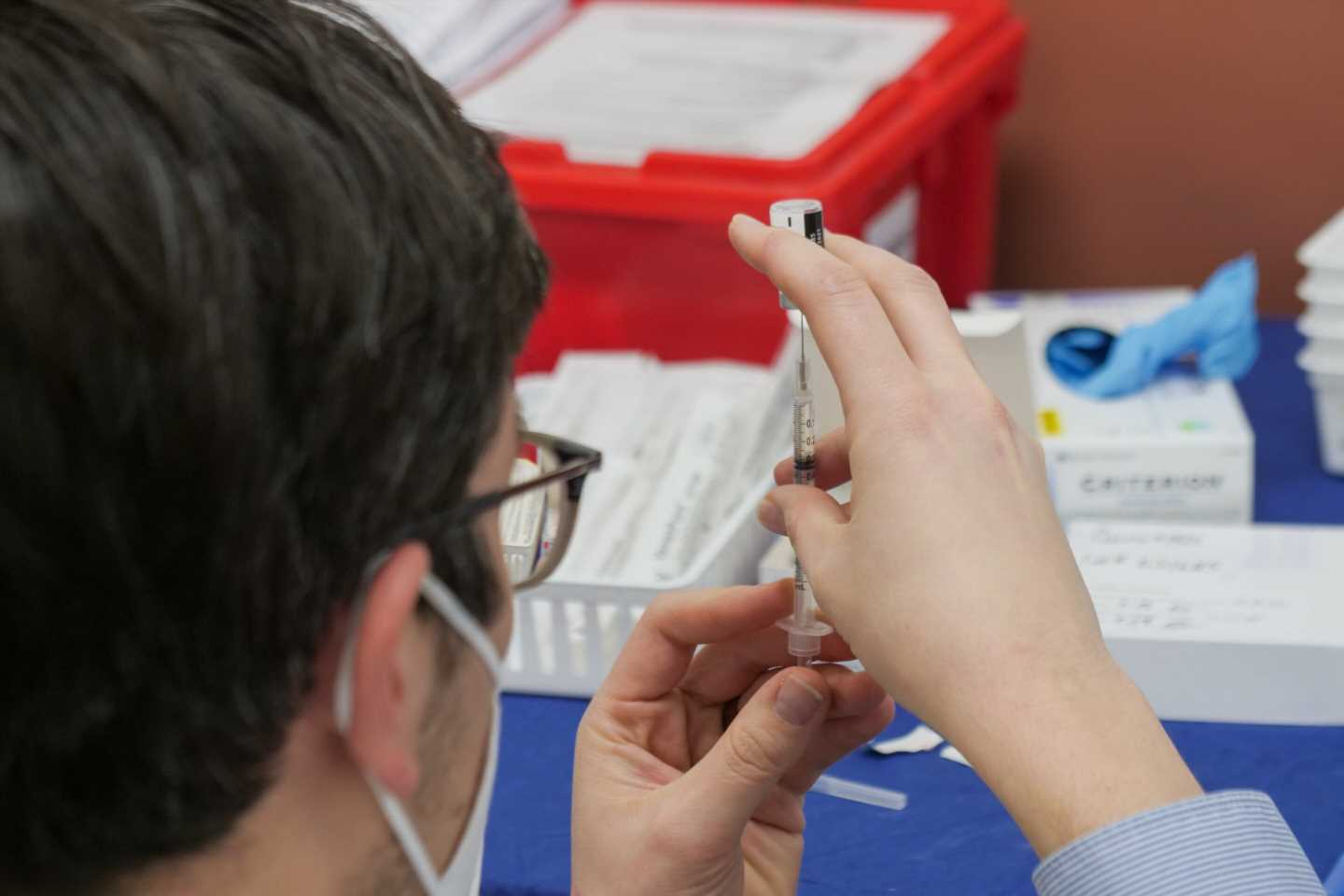 What is COVAX-19, the most advanced of Australias remaining local COVID vaccine candidates?