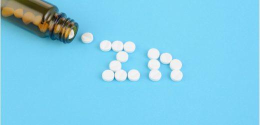 Zinc inhibits SARS-CoV-2's main protease in vitro