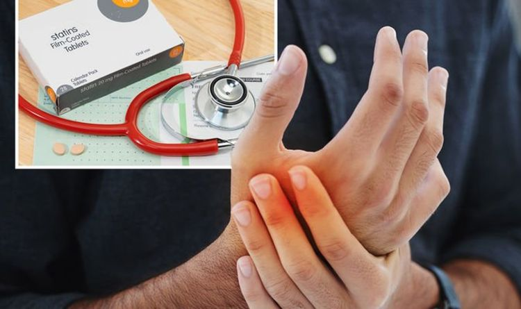 Statins side effects: People taking statins 14 times more at risk of peripheral neuropathy