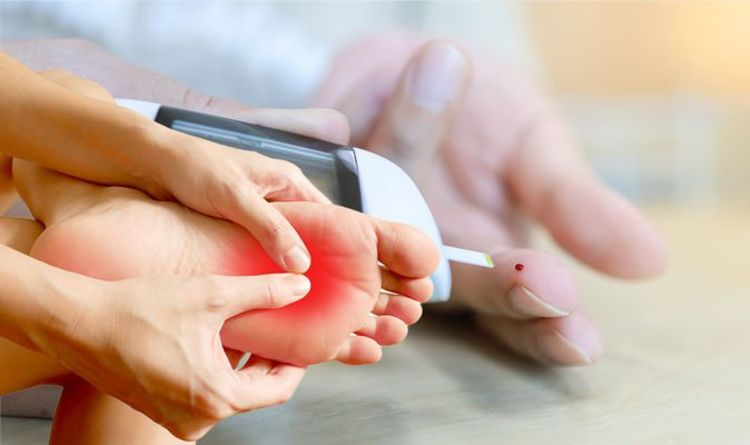 Type 2 diabetes: Three sensations of blood sugar in the feet that require calling a doctor