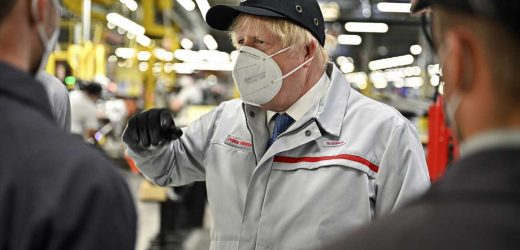When can masks be ditched? UK leader to revamp virus rules