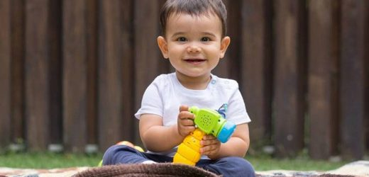 Why play is an integral part of a child's early years