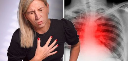 Signs of a heart attack in men – and how it can differ from women