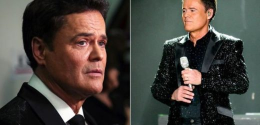 Donny Osmond health: Icon on his health woes – 'Feels like coming back from the dead'