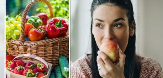 Eating fruit and veg can slash your risk of death by 30% – but it's not 'five a day'