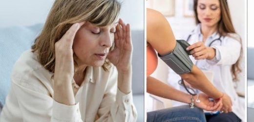 High blood pressure symptoms: The common complaint that could signal condition