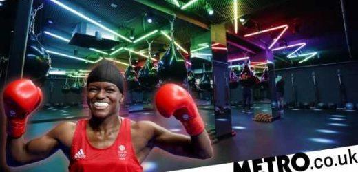 How a 'fight club meets nightclub' transformed women's boxing
