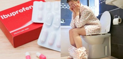 Ibuprofen side effects: Signs to spot when you go to the toilet – 'contact your doctor'