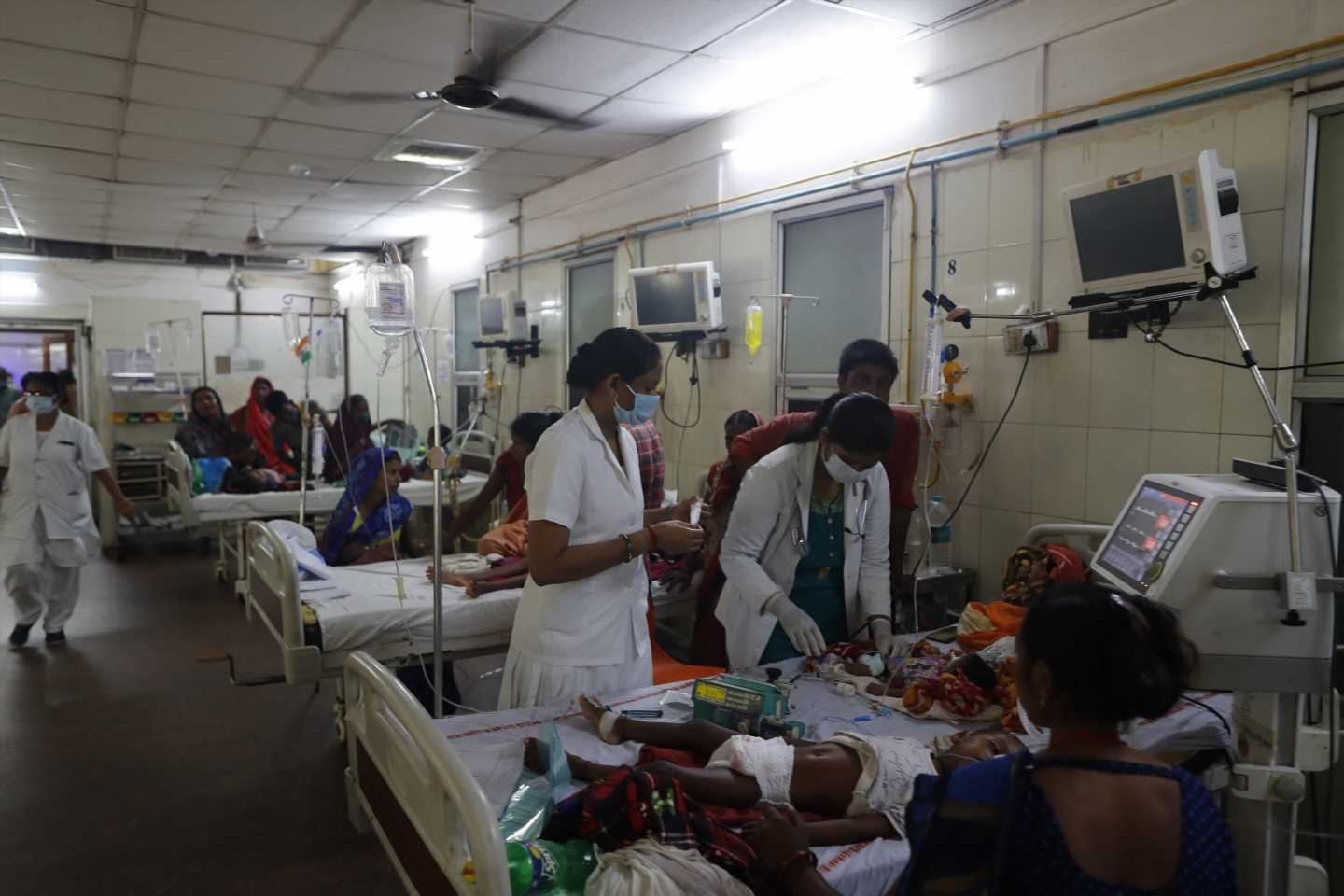 Post-monsoon fever outbreak kills over 100 in Indian state