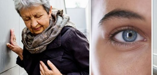 Stroke: The signs round the eyes that could foreshadow an acute event
