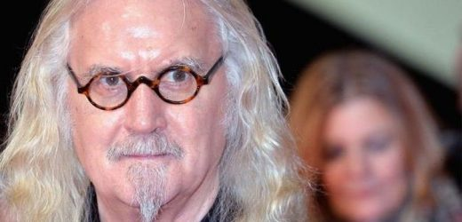 'Snatched away from me' Billy Connolly issues heartbreaking update on Parkinson's disease