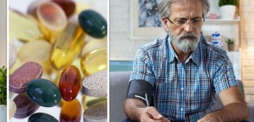 High blood pressure: The mineral deficiency increasing your risk of the 'silent killer'