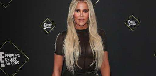 Khloé Kardashian Has A Smart Comeback For When People Call True 'Big'