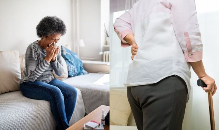 Pneumonia: Seven symptoms that can lead to severe illness – NHS issues important advice
